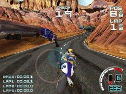 Suzuki Alstare Extreme Racing (DC)  © Ubisoft 1999   1/4