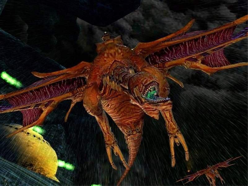 Panzer Dragoon Orta (XBX)  © Sega 2002   4/4