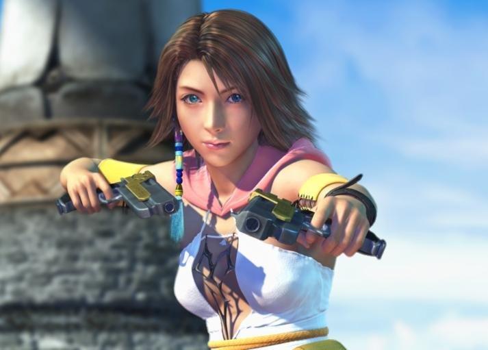 Final Fantasy X-2 (PS2)  © Square Enix 2003   5/5