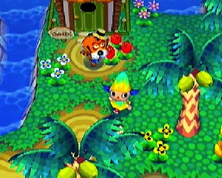 Animal Crossing (GCN)   © Nintendo 2001    5/7