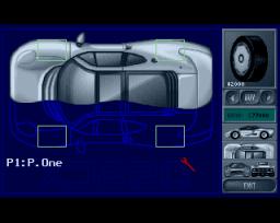 Jaguar XJ220 (AMI)  © Core 1992   1/3