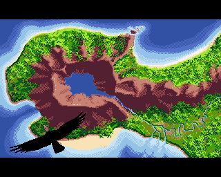 The Secret Of Monkey Island (AMI)  © U.S. Gold 1990   5/5