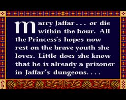 Prince Of Persia (AMI)  © Brøderbund 1990   1/5