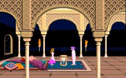 Prince Of Persia (AMI)  © Brøderbund 1990   5/5