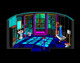 The Colonel's Bequest (AMI)  © Sierra 1989   2/3
