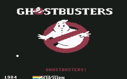 Ghostbusters (C64)  © Mastertronic 1984   2/7