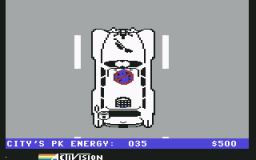 Ghostbusters (C64)  © Mastertronic 1984   3/7
