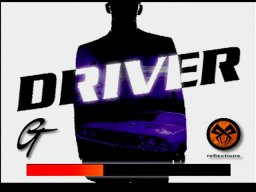 Driver (PS1)  © GT Interactive 1999   1/3