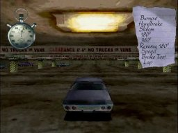 Driver (PS1)  © GT Interactive 1999   2/3
