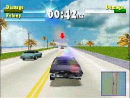 Driver (PS1)  © GT Interactive 1999   3/3
