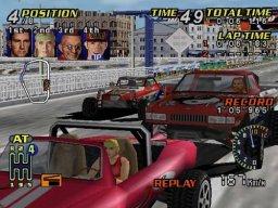 Buggy Heat (DC)  © Sega 1999   1/6