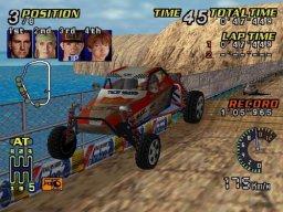 Buggy Heat (DC)  © Sega 1999   3/6