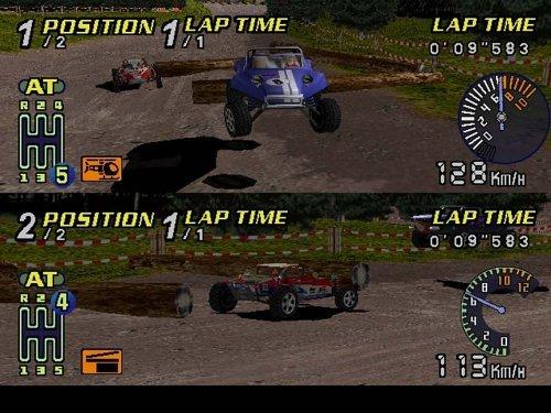 Buggy Heat (DC)  © Sega 1999   6/6
