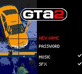 Grand Theft Auto 2 (GBC)  © Rockstar Games 2000   1/3