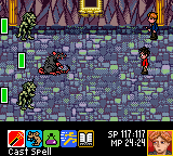 Harry Potter And The Chamber Of Secrets (GBC)  © EA 2002   3/3