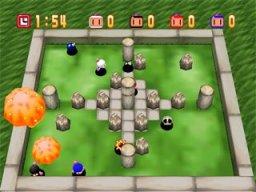 Bomberman 64 (N64)  © Hudson 1997   3/3