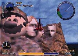 Pilotwings 64 (N64)  © Nintendo 1996   3/6