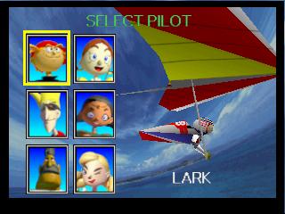 Pilotwings 64 (N64)  © Nintendo 1996   4/6