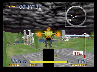 Pilotwings 64 (N64)  © Nintendo 1996   6/6