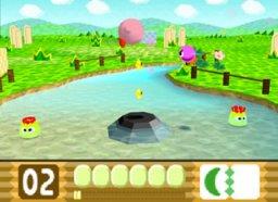 Kirby 64: The Crystal Shards (N64)  © Nintendo 2000   3/3