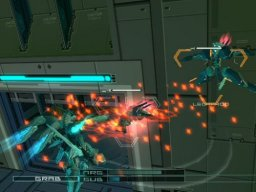 Zone Of The Enders: The 2nd Runner (PS2)   © Konami 2003    2/3