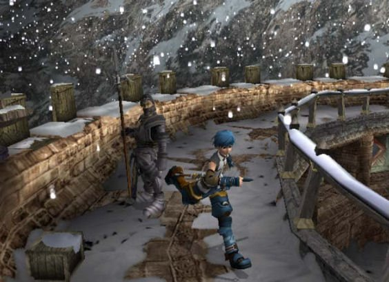 Star Ocean: Till The End Of Time (PS2)  © Square Enix 2004   4/5