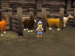 Harvest Moon: Save The Homeland (PS2)   © Crave 2001    2/3