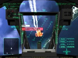 Ace Combat 04: Shattered Skies (PS2)  © Namco 2001   3/4