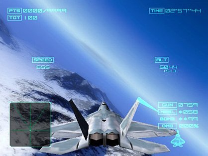 Ace Combat 04: Shattered Skies (PS2)  © Namco 2001   4/4