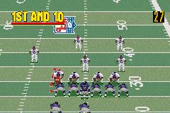Madden NFL 2002 (GBA)  © EA 2001   2/3