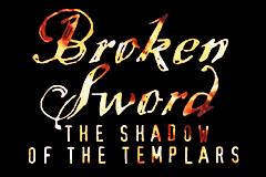 Broken Sword: Shadow Of The Templars   ©  1997   (GBA)    1/3