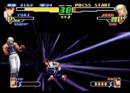 The King Of Fighters 2000 (DC)  © SNK 2002   1/8