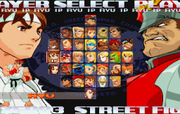 Street Fighter Alpha 3 (SS)   © Capcom 1999    2/10