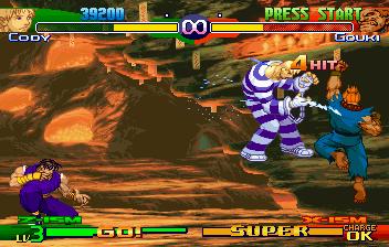 Street Fighter Alpha 3 (SS)  © Capcom 1999   7/10