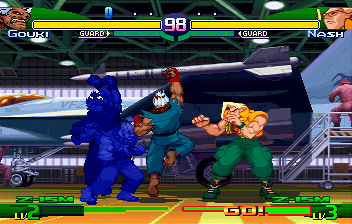 Street Fighter Alpha 3 (SS)   © Capcom 1999    10/10