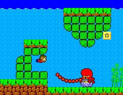 Alex Kidd In Miracle World (SMS)   © Sega 1986    3/9