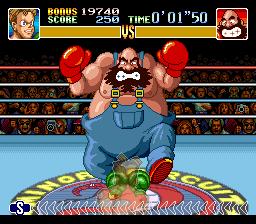 Super Punch-Out!! (SNES)  © Nintendo 1994   3/3