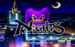 NiGHTS Into Dreams... (SS)  © Sega 1996   1/19