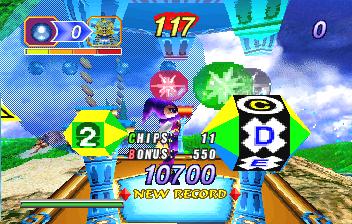 NiGHTS Into Dreams... (SS)  © Sega 1996   7/19