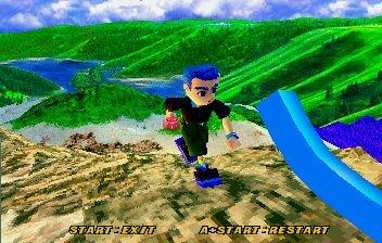 NiGHTS Into Dreams... (SS)  © Sega 1996   16/19