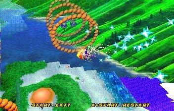 NiGHTS Into Dreams... (SS)  © Sega 1996   18/19