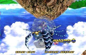 NiGHTS Into Dreams... (SS)  © Sega 1996   19/19
