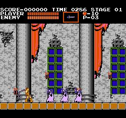 Castlevania (NES)  © Konami 1987   3/3