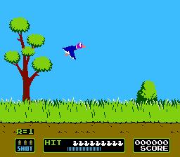 Duck Hunt (NES)  © Nintendo 1984   2/3