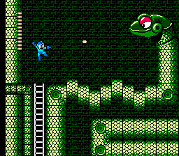 Mega Man 3 (NES)   © Capcom 1990    3/3