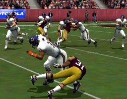 NFL 2K3 (GCN)  © Sega 2002   2/3