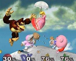 Super Smash Bros. Melee (GCN)  © Nintendo 2001   1/5