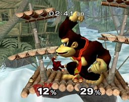 Super Smash Bros. Melee (GCN)  © Nintendo 2001   2/5