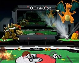 Super Smash Bros. Melee (GCN)  © Nintendo 2001   3/5