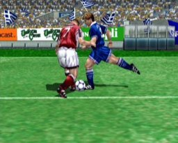 Virtua Striker 2 (DC)  © Sega 1999   2/2